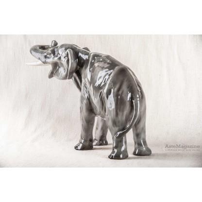 Scultura Elefante di Royal Copenaghen