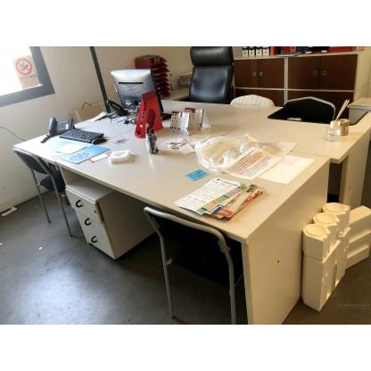 Lotto 3: arredi, macchine ufficio e attrezzatura magazzino