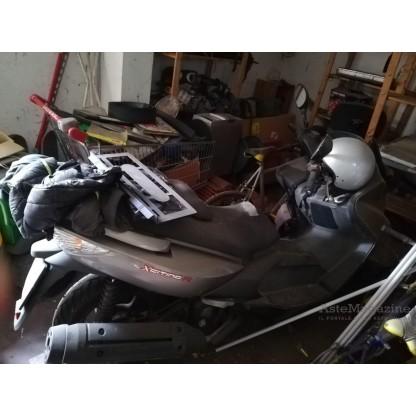 LOTTO 2: MOTOCICLO KWANG YANG MOTOR
